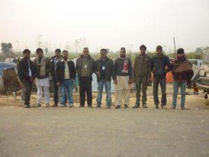 Alrazzaq Team in Muzzaffar Nagar